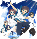 © Project-118 / Nagi no Asukara Committee